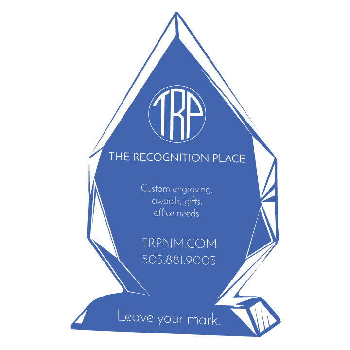 The Recognition Place - Full Page Magazine Ad